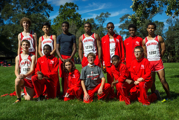 H-F Cross Country 2014