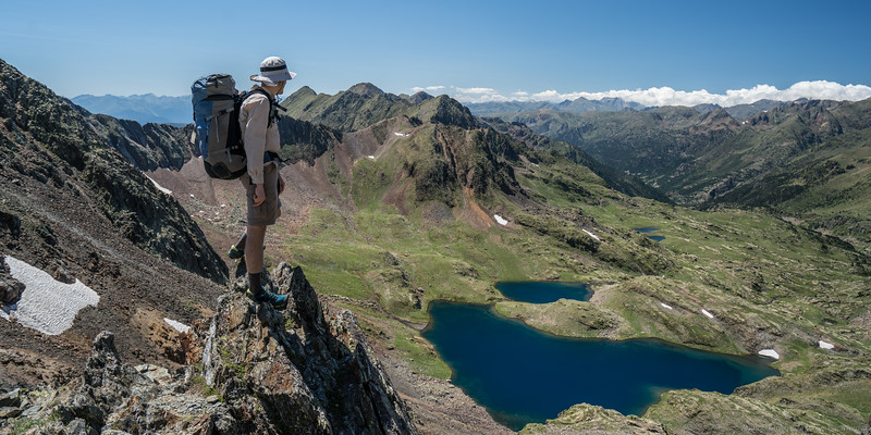 Pyrenees: A Tour of Three Nations Jul 2019