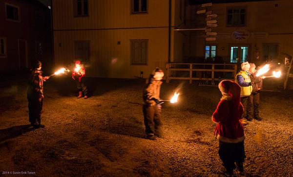 Advent 2014 in Nyksund