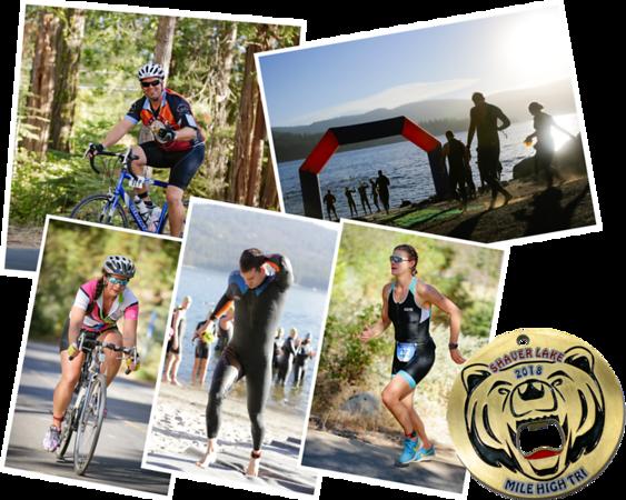 "Shaver Lake ""Mile High"" Triathlon"