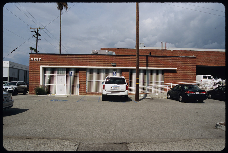 Industrial and commercial sites, Hawthorne, 2004