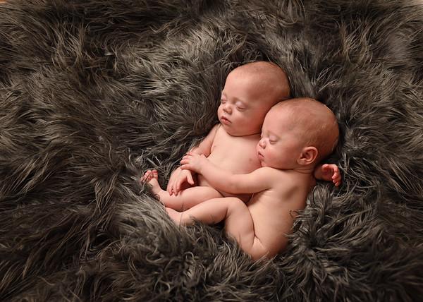 Tyler & Christopher {newborn}