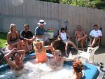 2002 Corn Roast - Tub scene 1