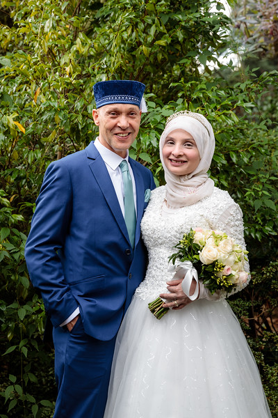 Tamara and Ferjani - Wedding