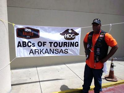 ABCs Of Touring  HOG Hot Springs AR 2015