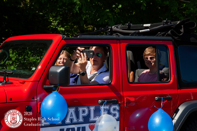 Dylan Goodman Photography - Staples High School Graduation 2020-26.jpg