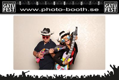 Sundsvalls Gatufest-2012 backstage