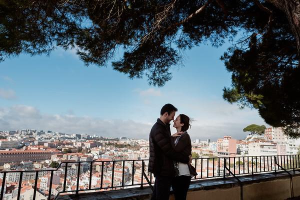 Luciana e Vitor