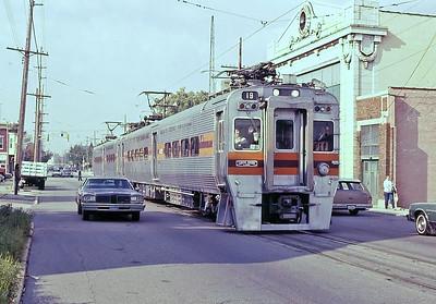 Toronto & Chicago, October 1986
