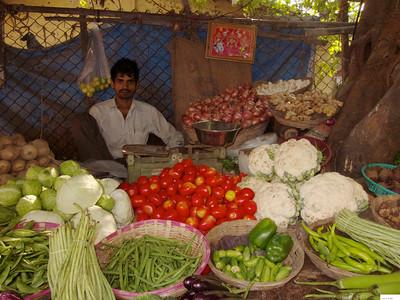 Street Scenes, India