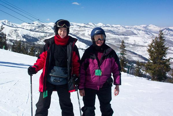 Ski Trip Deer Valley, Utah 2010