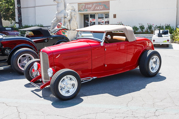 50th LA Roadsters Show in Pomona, CA - June 2014