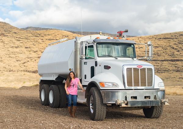 Nicole 'Truckin