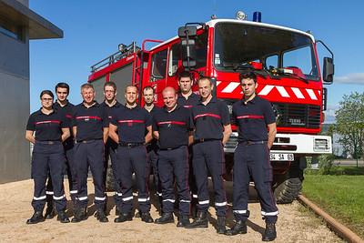 Sapeurs-Pompiers de Lissieu