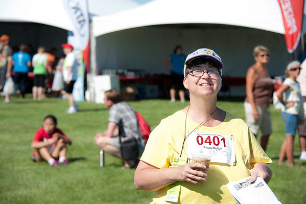 Special Olympics Minnesota Summer Games 2012