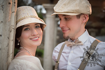 Amelia and Brandon