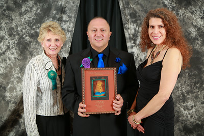 Seated Award Portaits