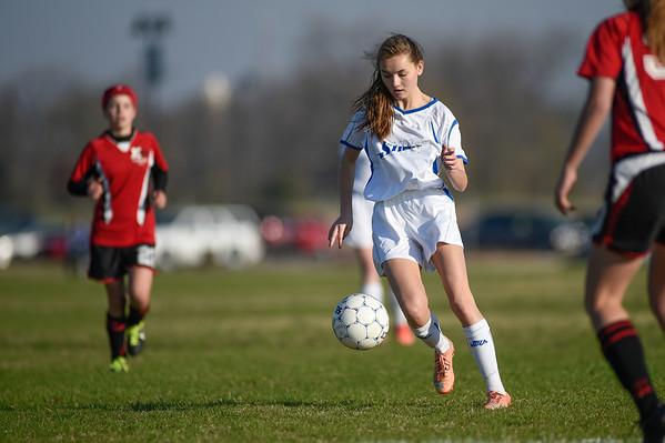11: Sting Soccer - Maria Harrison