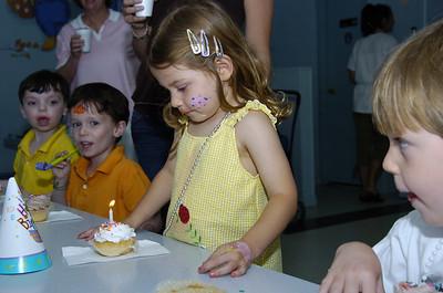 Goldie's Third Birthday Party