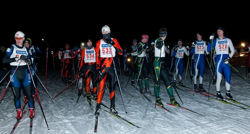 WUHS Nordic Ski Home Event