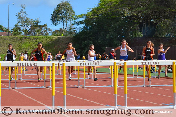 2015 Honolulu Marathon Invitational Track Meet