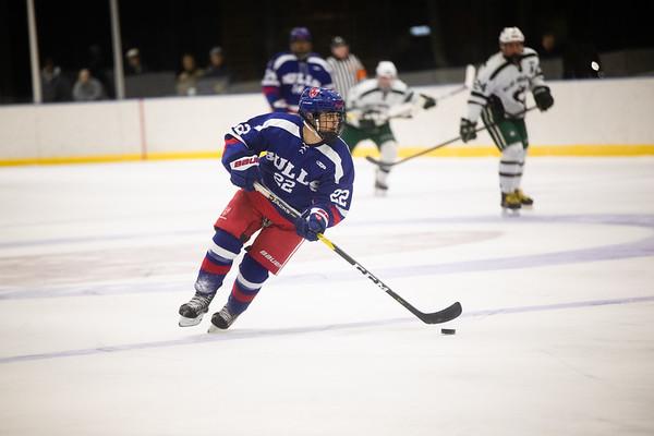 Boys' Varsity Hockey vs. New Hampton   January 31