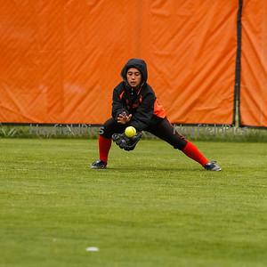 Softball Langley 5/24/13