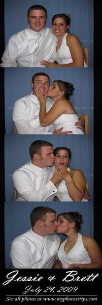 Jessie & Brett (7-24-2009)