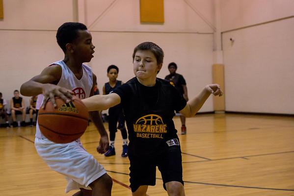 Varsity Basketball 2015