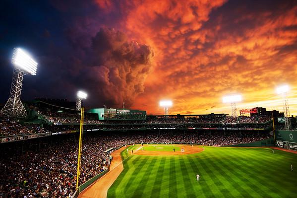 Boston Red Sox: Summer At The Ballpark