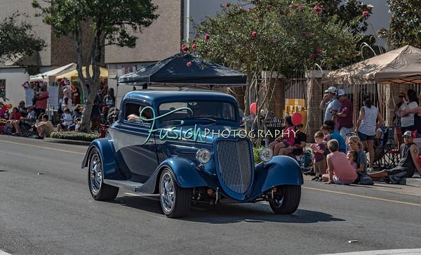 SCF Car Parade 2019