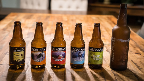 Alaskan Brewing Beer Tasting - July 2018