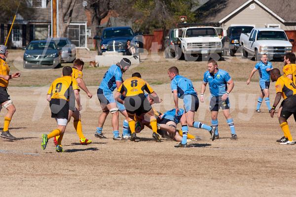 2012.02.25 - Tulsa Rugby Club v Wichita Barbarians Rugby