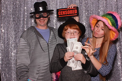 Cherokee Casino NYE pics