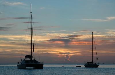 Sunrises and Sunsets (redux)