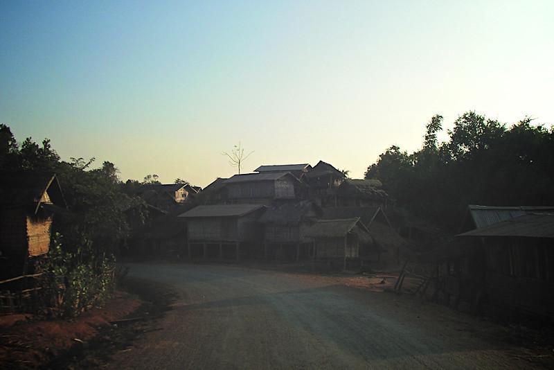 Road to Louangphrabang - Laos, 2005