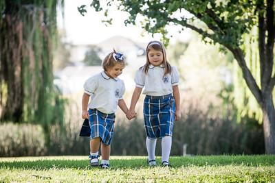 Iared Girls Back to School