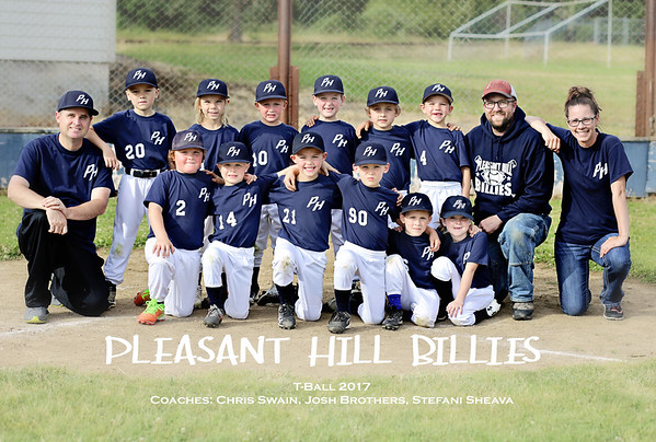 Pleasant Hill T-Ball
