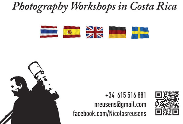 Costa Rica Photography Workshops