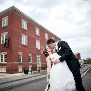 Rhys & Debbie's Wedding