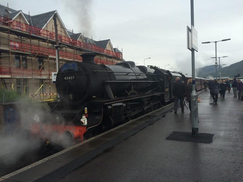 Jacobite Steam Train, Fort William - 18.jpg