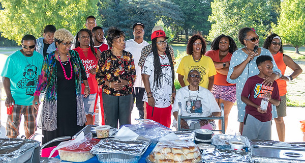 Covington and Jenkins Family Reunion (Sept 7, 2019)