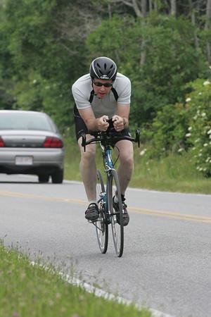 Nantucket Iron Man Cycling 2010