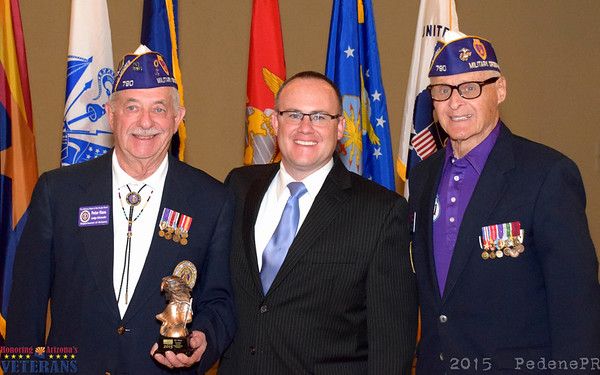 2015 Awards Phoenix Veterans Day Parade