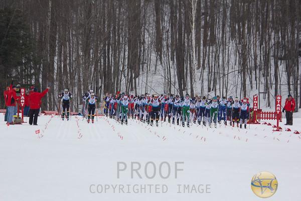 2013 Bates Winter Carnival Women's Freestyle