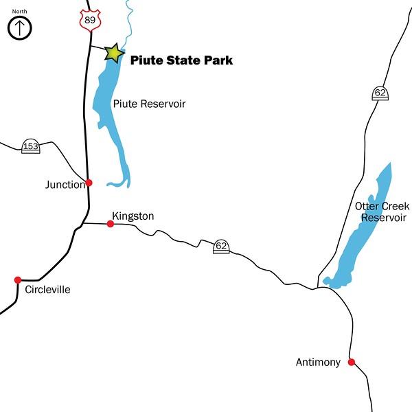 Piute State Park