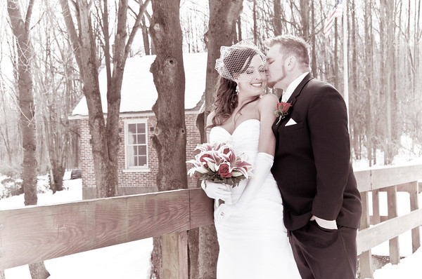 Melissa and Russell-Wedding