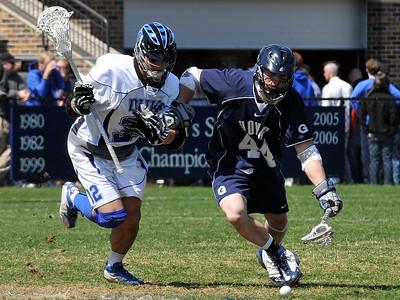 Duke vs Georgetown - March 21st 2009