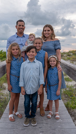 Richard, Cassidy & Family