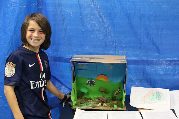 6th Grade Biome Project